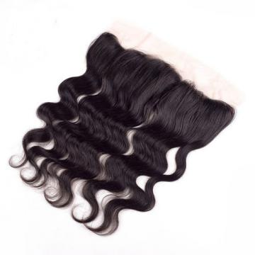 8A Peruvian Virgin Hair 2 THICKER Bundles Hair with 1pc Lace Frontal Body Wavy