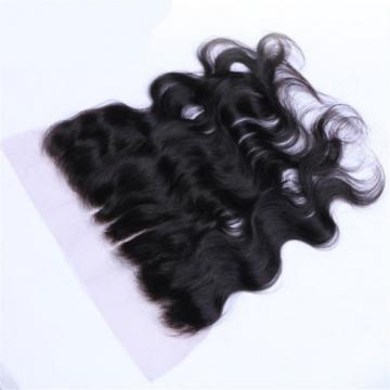 Peruvian Body Wave 13x6 Ear to Ear Top Lace Frontal Closure Peruvian Virgin Hair