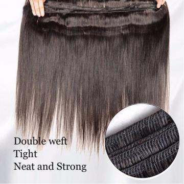 Virgin Peruvian Human Hair Bundles 3pcs/300g 8A Peruvian Straight Human Hair