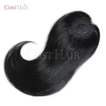 100% Virgin Human Hair Weave Brazilian Peruvian Body Deep Wave Straight Bundle