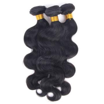 Top Quality 7A Hair Weft 3 Bundles Peruvian Virgin Hair Body Wave