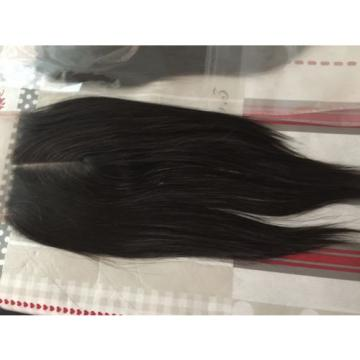 8A Peruvian Virgin Hair Lace Closure