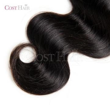 [Grade 7A] 1 Bundle/ 100g Unprocessed 100% Peruvian Virgin Human Hair Body Wave