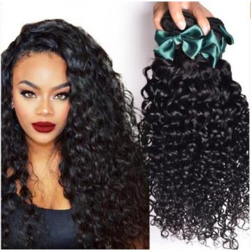 "100% PERUVIAN  virgin human hair water weave 7A grade 24"" 100g Can Dye, Bleached"