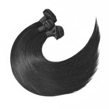 Angel Hair 3 Bundles Peruvian Virgin Hair,Straight Hair; Sew In Raw Unprocessed