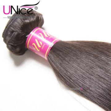100g/Bundle Peruvian Virgin Hair Straight 100% Unprocessed Human Hair Extensions