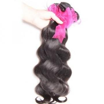 100% Real Malaysian /Brazilian/ Peruvian Body Wave Virgin Human Hair Weave 1pac