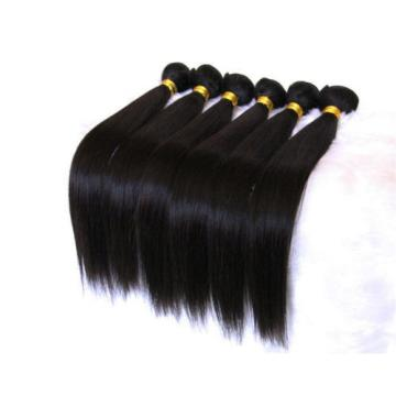 3 x 100g Bundle 100% Unprocessed Peruvian Remy Virgin Human Hair Weave Extension