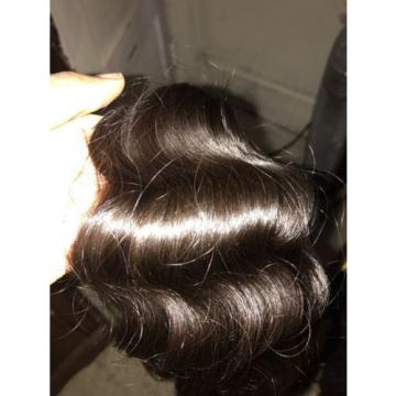 Virgin Peruvian Natural Wave Hair 28 Inches 5 Bundles