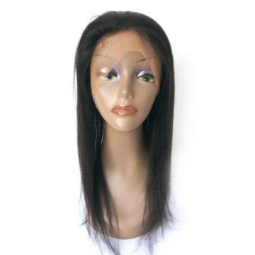 Peruvian Straight 360 Lace Front Closure Ear to Ear with 3Bundles Virgin Hair