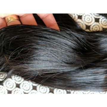 "7aaa BEST quality PERUVIAN virgin hair 22"" no bonds perfect for keratine super"