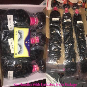 "US Stock 100g Peruvian Virgin Curly Hair 1 Bundle Human Hair Extensions 8""~26"""