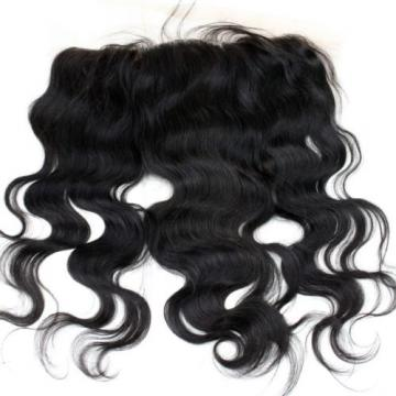"Dreambeauty 7A Peruvian Virgin Hair Body Wave Lace Frontal Closure 13""*6"" Ble..."