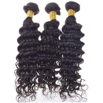 Ballice Hair 7A Peruvian Deep Wave 3PCS Virgin Hair Wave Unprocessed Deep Curly