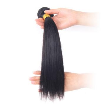 No Shedding No tangle 1 PC Peruvian Virgin Hair Straight Hair Bundle Weft