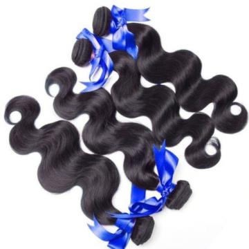 [Grade 6A] 5 Bundle/ 200g Unprocessed 100% Peruvian Virgin Human Hair Body Wave