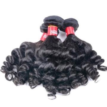 Luxury Funmi Bouncy Curls Spiral Fumni Peruvian Virgin Human Hair Extensions