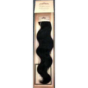 "Peruvian Gold Unprocessed Virgin Human Hair Extensions Body wave 12-24"" BY SLEEK"