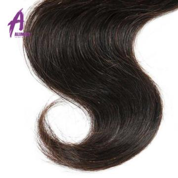 400g THICK 4Bundle 100% Virgin Body Wave Weft Weave Remy Hair Peruvian US STOCK