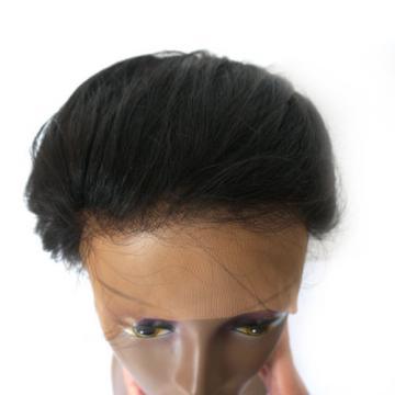 7A 360 Lace Band Frontal Closure Body Wave Peruvian Virgin Remy Human Hair