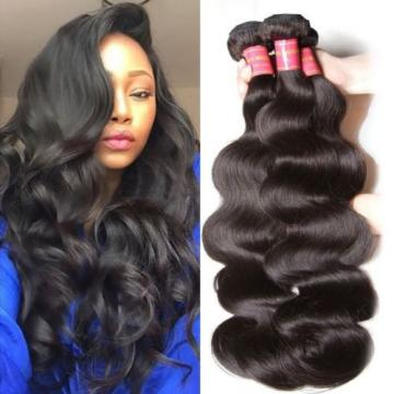 Beauty Forever Hair Peruvian Virgin Hair Body Wave Weft 3bundles /Pack 100% Hair