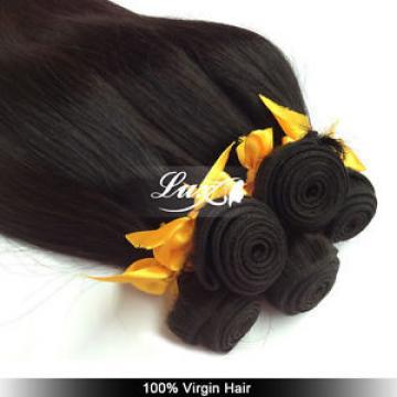 EXTENSION 3pcs/Unprocessed Virgin Hair Peruvian hair straight SR22462808