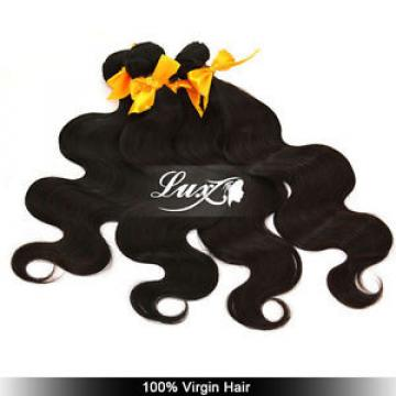 EXTENSION 3 pcs Unprocessed virgin hair Virgin Peruvian hair loose wave2774
