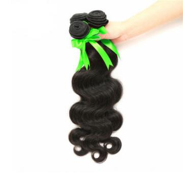 3 bundles 150g Peruvian Human Hair Extensions Virgin Body Wave human hair weft
