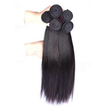 100% Unprocessed Malaysian Brazilian Peruvian Virgin Human Hair 7A 3 bundle/300g