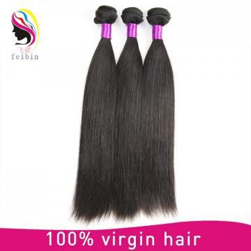 Indian virgin hair straight hair remy hair 100