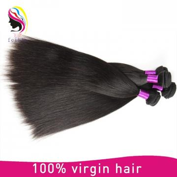 natural color remy straight hair high quality hair weave human hair weaves