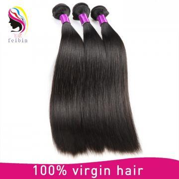 100% High Quality 7A!!! 100 human hair extension 8a indian virgin hair straight