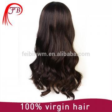 High Quality 100% Bob love full lace Human Hair Wigs