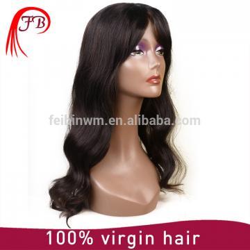 Top quality Brazilian full lace Human Hair Wig