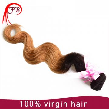 fashion 1B/27# body wave ombre hair extensions