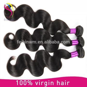 7A Grade Malaysian Virgin Hair Body Wave Cheap Human Hair weaving