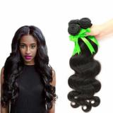 "3 bundles 20"" 150g Peruvian Human Hair Extensions Virgin Body Wave human hair"