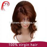 HQ5006 Woman Wig High Quality Unprocessed 7A body wave remy human hair wig