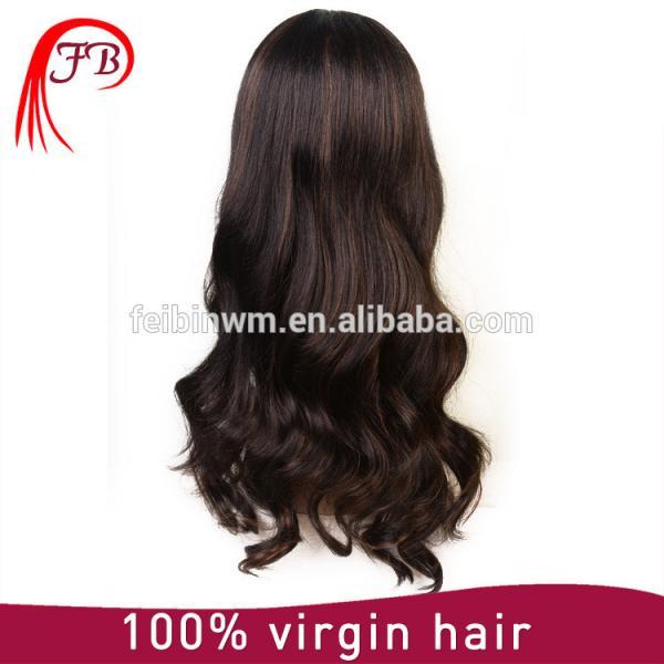 Aliexpress perfect malaysian hair bob bangs human hair wig manufacturer in China #2 image